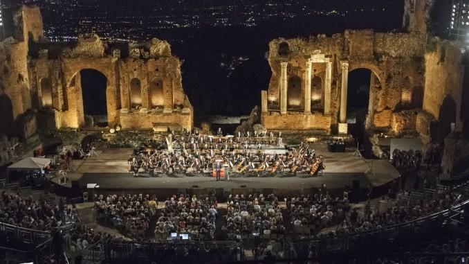 TEATRO ANTICO TAORMINA - Musica Arte & Spettacoli Agosto 2019