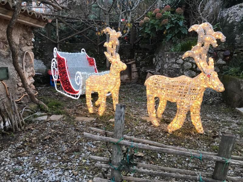 IL BORGO DI BABBO NATALE 2019 al MULINO - NOVARA di SICILIA